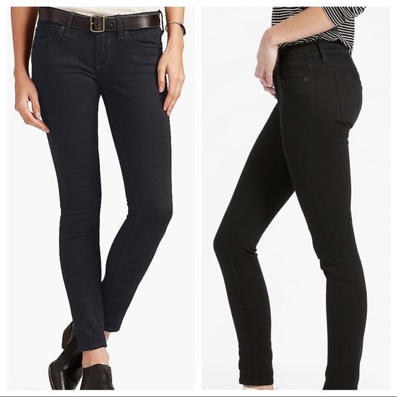 Lucky Brand Denim - Lucky Brand • Black Charlie Skinny Jean